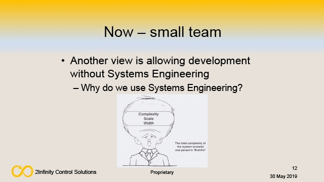 Creating an Embedded Product with a Small Development Team