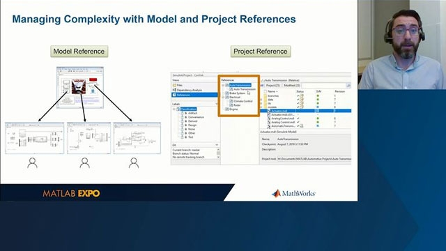 Learn how to streamline and bulletproof your collaborative software development workflows in MATLAB and Simulink.