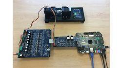 Modelbasierter Entwurf einer Motorregelung für SoC FPGAs