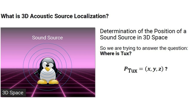 3D Indoor Audio Localization of Moving Objects
