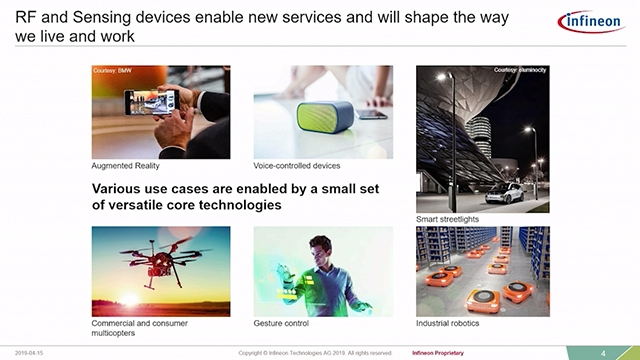 To make smarter and context-aware sensors at Infineon we leverage Machine Learning algorithms and to enable our end customers to incorporate these algorithms in their systems we provide Machine Learning as a Service using Matlab Production Server.