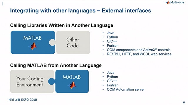Learn how project organization, source control, testing, and continuous integration with MATLAB can help you write projects that are easier to debug, verify, and maintain. MATLAB EXPO 2019.