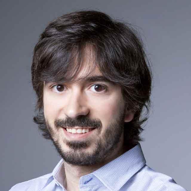 Lucas García, MathWorks