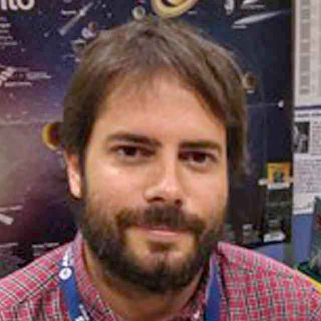 Alonso Pardo, Airbus Defence and Space