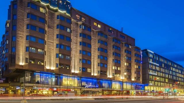 Radisson Blu Royal Viking Hotel