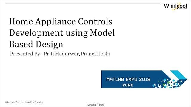Hear how Whirlpool has deployed Model-Based Design, starting with a single platform (home appliances) and spreading across all four different platforms (cooking, dishwasher, and refrigeration), for controls algorithm development.
