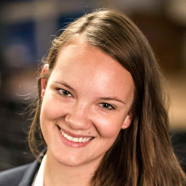 Emelie Andersson, MathWorks