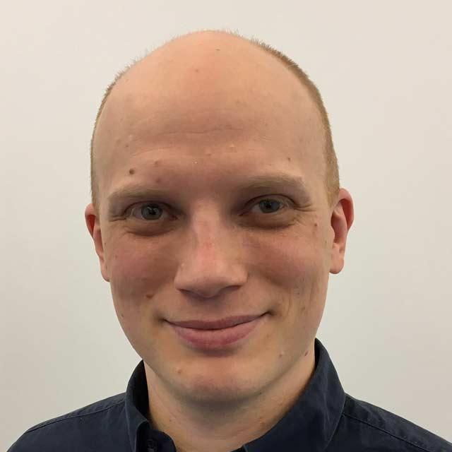 Simon Eriksson, MathWorks