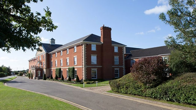 Whittlebury Hall Conference and Training Centre, Hotel and Spa