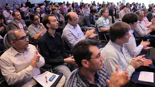 See what you can expect from MATLAB EXPO, a series of one-day events held worldwide each year.