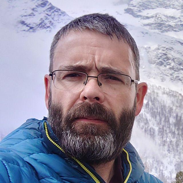 Jon Cherrie